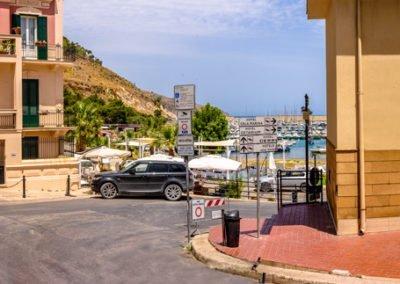 ZTL, Castellammare del Golfo, porto, marina